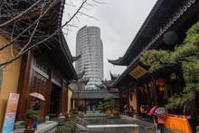 Jade Buddha Temple, Shanghai, ...