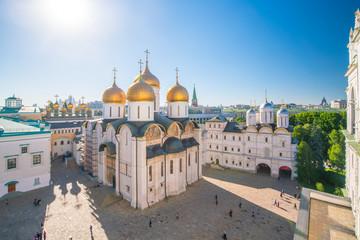 Moscow Kremlin. UNESCO World Heritage Site
