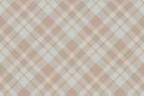 Tartan scotland seamless plaid pattern vector. Retro background fabric. Vintage check color square geometric texture. - 372436333