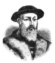 Ferdinand Magellan, Was A Port...
