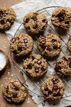 Cookies With Chocolate Chips O...