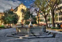 The Charming Piazza Santo Spir...