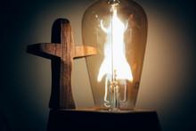 예수님고난상징나무십자가부활절사순절고난주간
