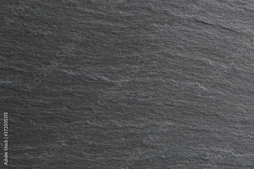 Foto Black granite slab background texture