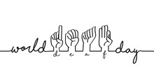 Hand Spelling Deaf Sign Langua...