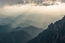 Landscape Of Mount Huangshan (...