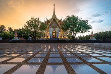 City Pillar Shrine In The Time...