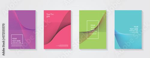 Canvastavla Minimal modern cover design