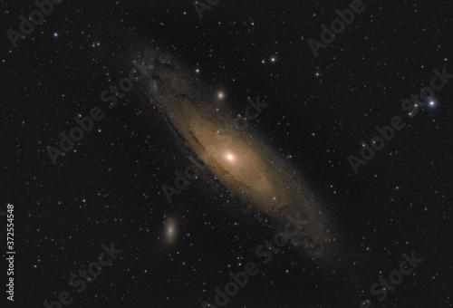 Fotografering M 31 Galassia di Andromeda