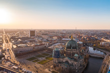 Germany, Berlin, Aerial View O...