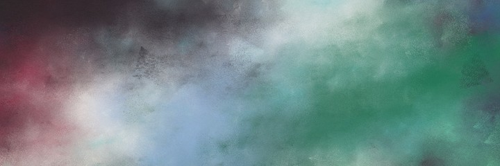 amazing abstract painting background graphic with slate gray, silver and very dark magenta colors and space for text or image. can be used as horizontal background texture