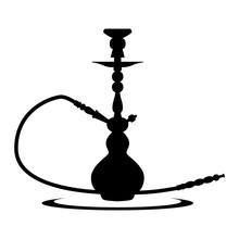 Shisha Hookah Pipe Clip Art Sy...