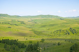 Beautiful mountains Altai summer landscape