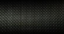 Metal Diamond Plate Pattern, Backgrounds