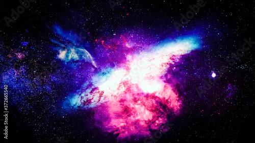 Deep space Fototapete