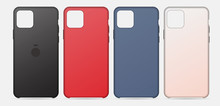 Smartphone Silicone Cases Set....