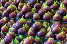 Fresh Figs In The Market