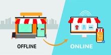 Retail Offline To Online: Conv...