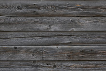 Gray Old Planks For Background...