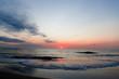sunrises in the beach