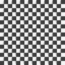 Abstract Black And White Chessboard Pattern Background, Square Bricks
