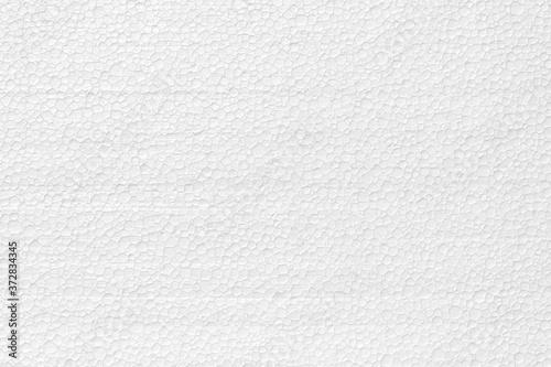 Fototapeta Polystyrene ,Styrofoam foam texture abstract white background.