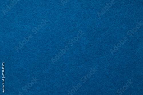 Photo Texture background of Dark blue velvet or flannel Fabric