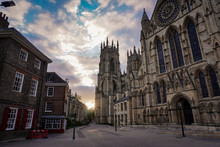 York Minster Sunset, York, England