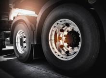 Semi Truck, Freight Transporta...