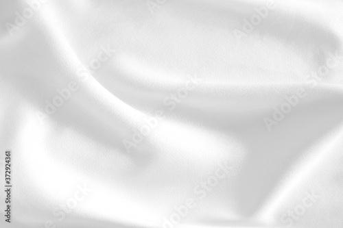 Fotografie, Obraz white satin fabric