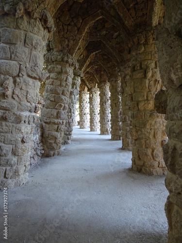 Fotografie, Obraz ancient roman ruins