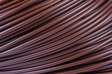 Roll Of Brown Electrical Cable...