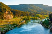 The Gardon River