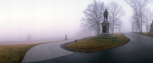 NY Monument, Oak Ridge, Gettys...