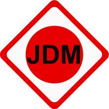 Car Sticker JDM Japanese Drift Sport Burnout Racing Team Turbocharger Tuning Japan Flag Sun Logo Icon Road Sign Custom Engine Design Style Fashion Print Clothes Greeting Invitation Card Glass Bumper
