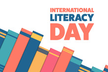 International Literacy Day. Ho...