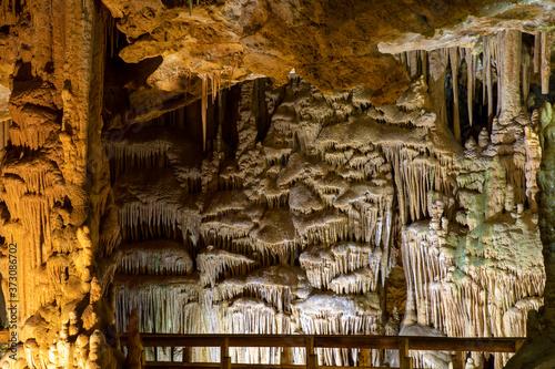 Tablou Canvas Karaca Cave, 147 million years old natural formation, Wonder of nature, Torul District