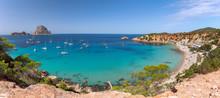 Super Panorama Of Cala Hort An...