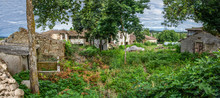 Panorama Of Deserted Quinta (E...