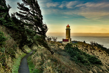 The North Head Lighthouse At T...