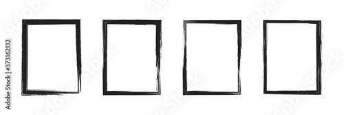 Papel de parede Grunge frame icon
