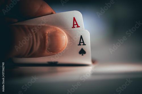 Fotografía ace of spades