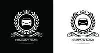 Car Logo Template Luxury Royal...