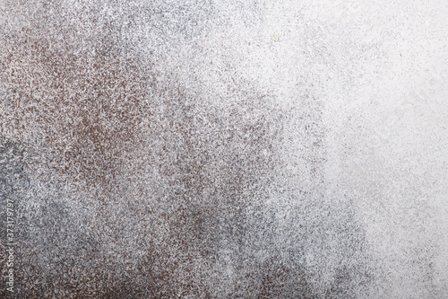 Cuadros en Lienzo gradient gray concrete wall background with putty texture