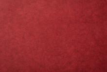 赤いマーブル調の紙の...