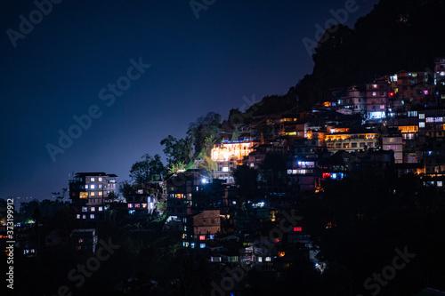 Fototapeta Himalayan nights