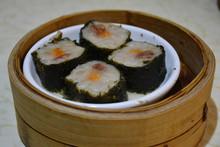 Steam Japanese Siomai Food Menu
