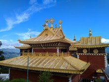 Stupa Of Namo Buddha