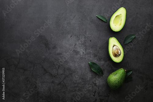 Obraz na plátně Avocado cooking recipes