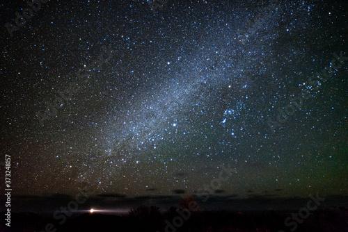 神津島の星空 Fototapet